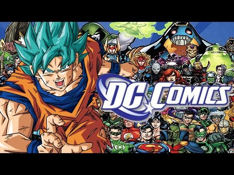 How Strong Is God Goku Compared To DC Comics?