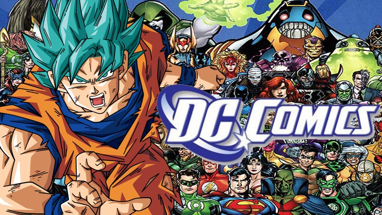 Download How Strong Is God Goku Compared To DC Comics?