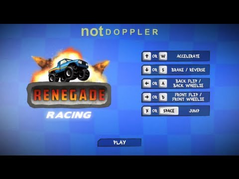 Renegade Racing Gameplay Level:1-18 [HD]