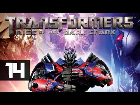 """Transformers: Rise Of The Dark Spark - Let's Play - Part 14 - [Locked Down] - """"Final Boss, Ending"""""""