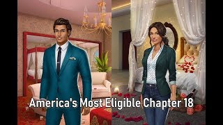 Choices: America's Most Eligible Chapter 18 (Romantic Scene)