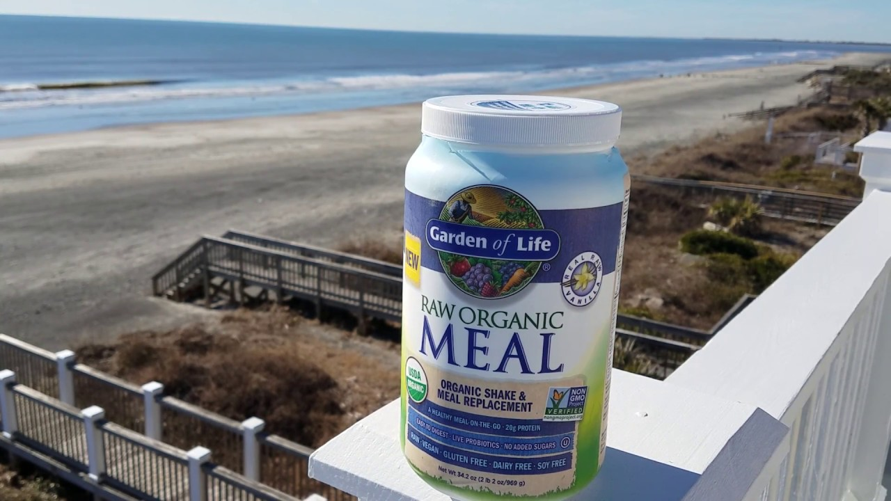Garden Of Life Raw Organic Meal Replacement Review Is It Healthy