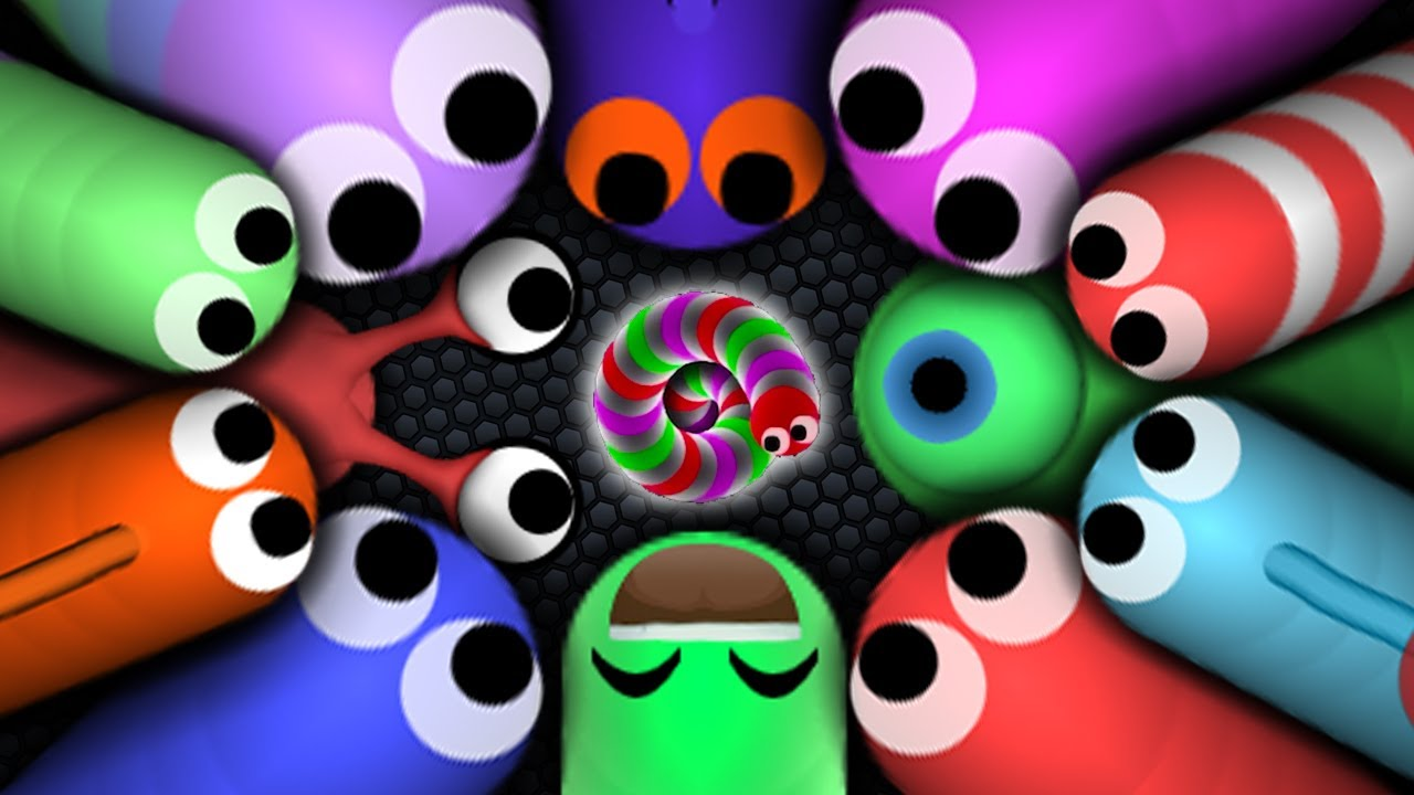 Slither.io A.I. 130,000+ Score Epic Slitherio Best Gameplay! #84