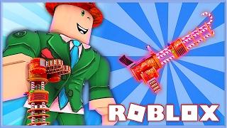 THE RAREST GODLY GUN IN MURDER MYSTERY 2 | The Sugar Gun! | Roblox