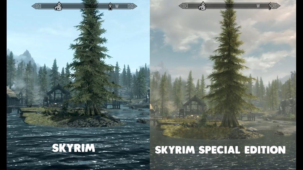 skyrim editions