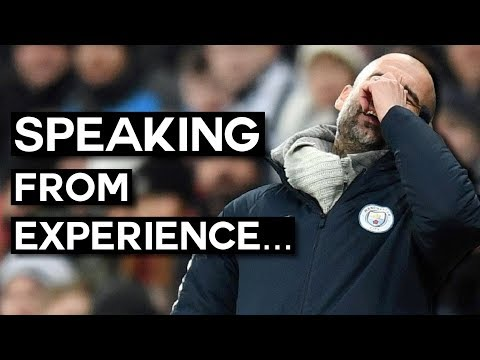 How to Beat Manchester City & Guardiola's Tactics