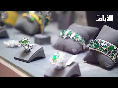 انطلاق معرض المجوهرات العربية 2017 تحت رعاية رئيس الوزراء  - نشر قبل 3 ساعة
