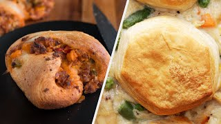 4 Biscuit Recipes You Can't Resist •Tasty