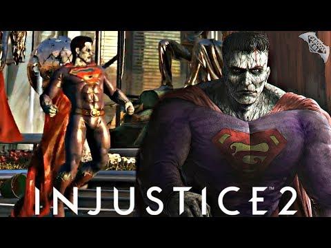 Injustice 2 - Bizzaro Premier Skin REVEALED!