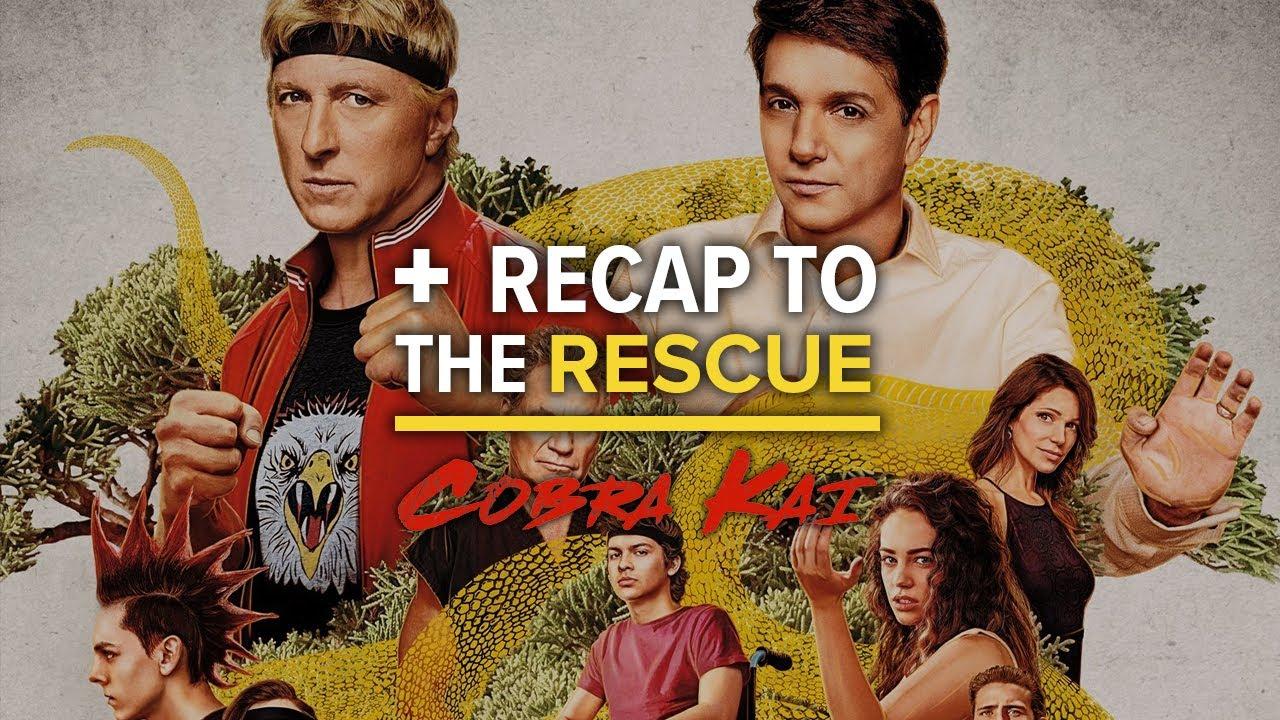 Download Cobra Kai Season 1 and Season 2 Recap to Prepare for Season 3