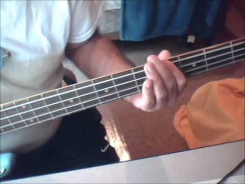 Nothings Gonna Change My Love For You Bass Cover Youtube