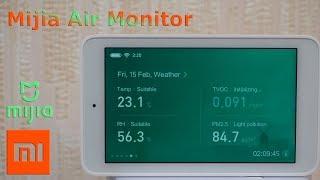 Монитор качества воздуха Xiaomi Mijia Air Quality Tester