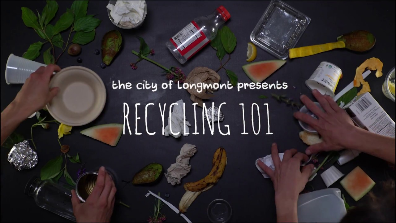 Recycling Collection | City of Longmont, Colorado