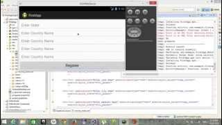 Free Android Application Development Tutorial 10 - How to Use Scrollview Control in Android