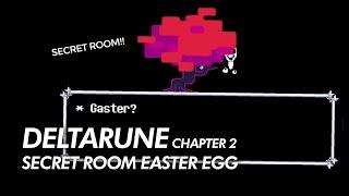 DELTA RUNE CHAPTER 2 - SEĊRET ROOM EASTER EGG!