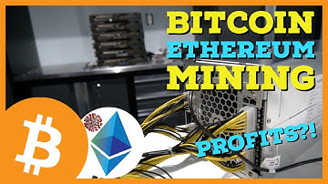 Is Bitcoin and Ethereum Mining Still Actually PROFITABLE?!