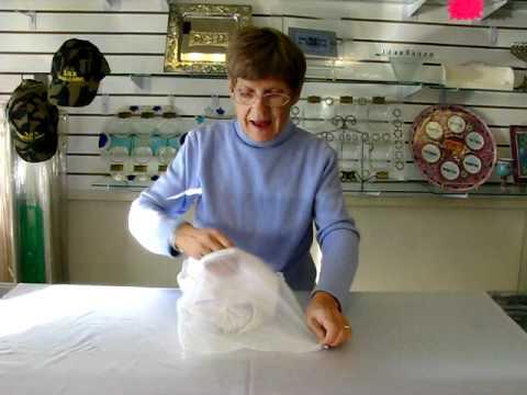 Wash Bag for Tzitzit