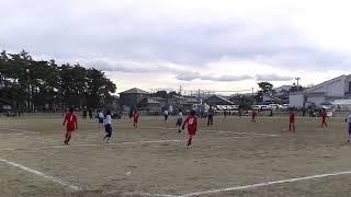 篠ノ井Jr.SC  U10 2018/12/8 エンジェルカップ2位トーナメント② thumbnail