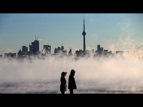 Deep freeze grips Eastern Canada