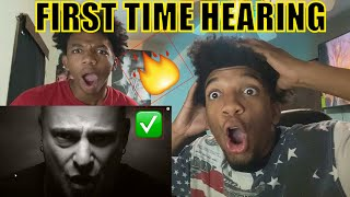 FIRST TIME REACTION Disturbed The Sound Of Silence 🎸😱😎