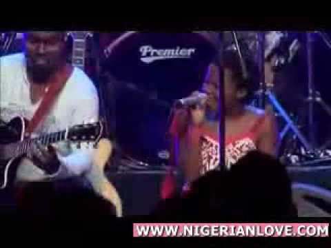 FreshlyGround Live - MA Cheri - African Love Songs - Nigeria, Naija Music - www.NigerianLove.com