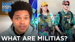 Download lagu So You Think You Know What Militias Are? | The Daily Show