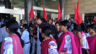 Gabriela Rivadeneira asistirá a Inti Raymi en Otavalo
