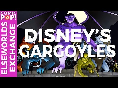 DISNEY'S GARGOYLES (with co-creator Greg Weisman) | Elseworlds Exchange