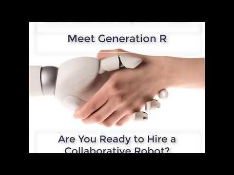 Future of Work: Meet Generation Robot