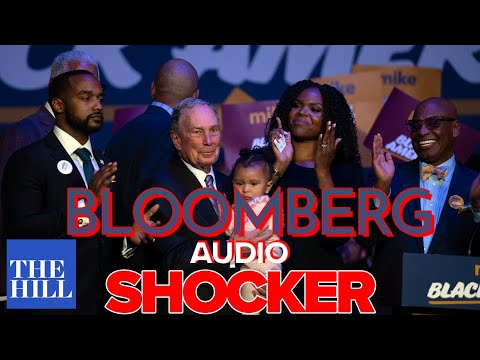 Journalist who found Bloomberg audio responds to CNN smears