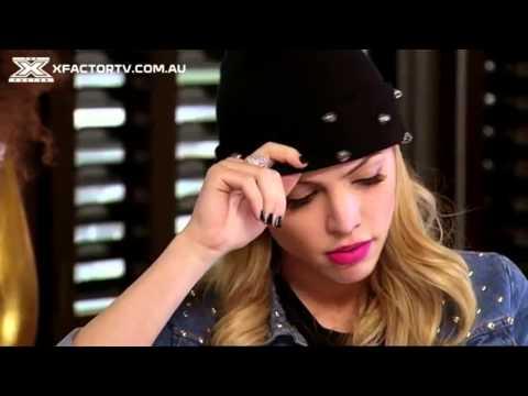 Joelle X Factor - Remix : Has she got what it take's