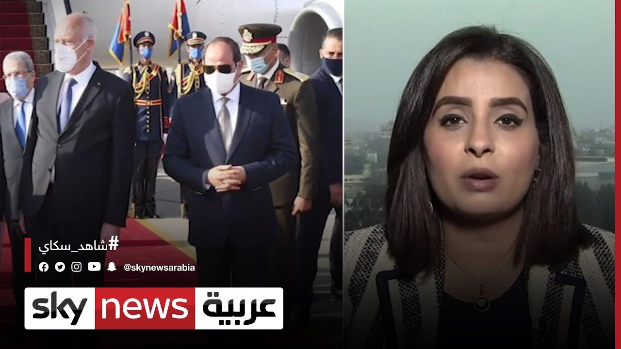 هبة الضاوي: مصر لديها خبرة كبيرة في التعامل مع ملفات الإخوان ومحاولة اختراقهم لمفاصل الدولة  - 02:57-2021 / 4 / 10