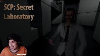 Wycc и Банда в 'SCP: Secret Laboratory'(Коллеги)●'Стрим Радуги'