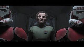 Star Wars The Clone Wars Season Five: Military Might Webisode