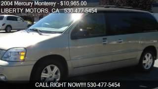 2004 Mercury Monterey Premier - for sale in Grass Valley, CA