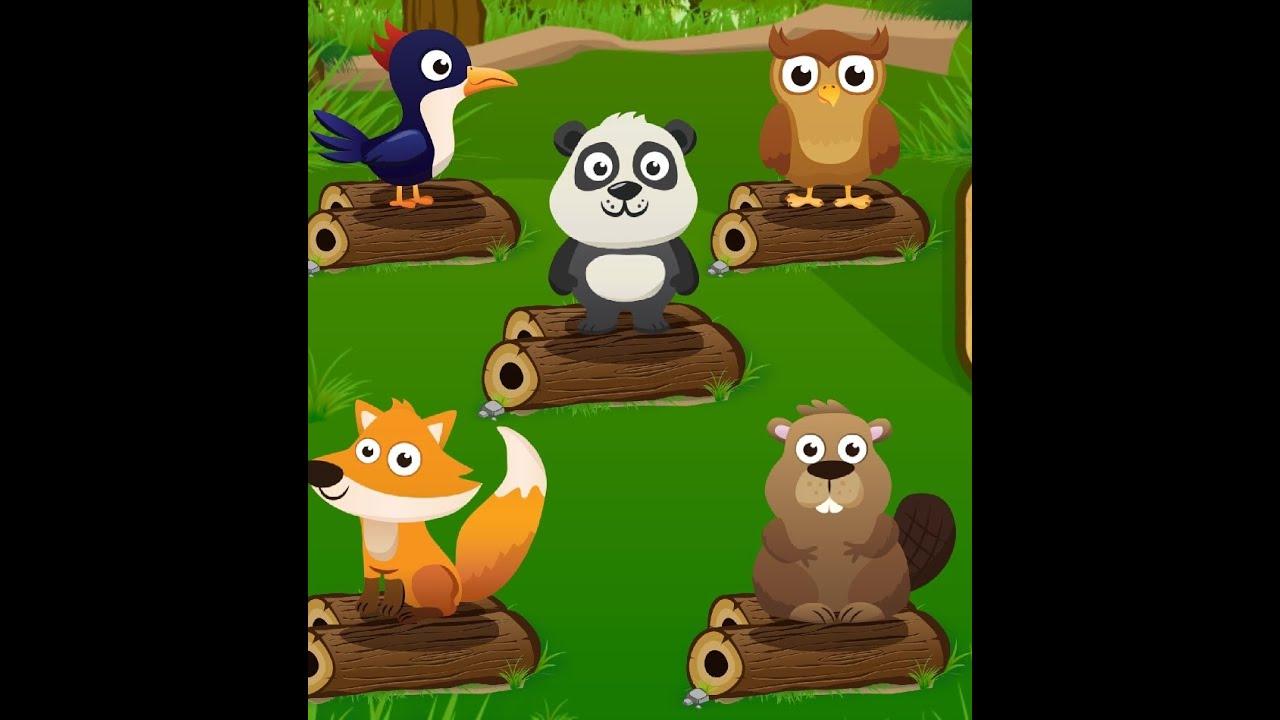 7600 Koleksi Gambar Hutan Dan Hewan Kartun HD Terbaru