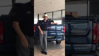 2019 GMC Sierra MultiPro Tailgate Bluetooth Kicker Demo by Andy!