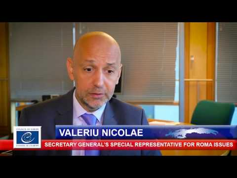 Interview about the Roma with Valeriu Nicolae