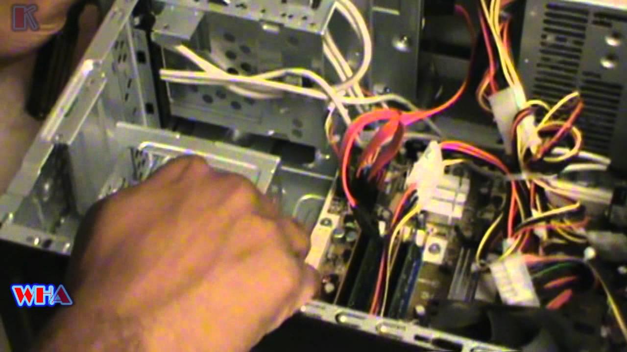 desktop computer wiring diagram [ 1280 x 720 Pixel ]