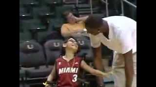 Make A Wish Moment - Dwayne Wade