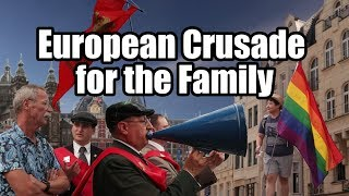 Family Values vs. Transgender Madness: European Tour 2018