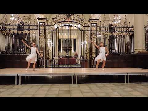 First Stage Dance and Theatre Academy ,Derby Cathedral Nov 2017 filmed by Barry Roberts