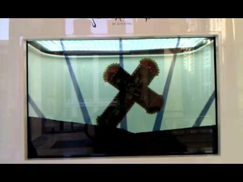 Lightbox Screens at Concept Korea IV Presentation at New York Fashion Week Spring 2012