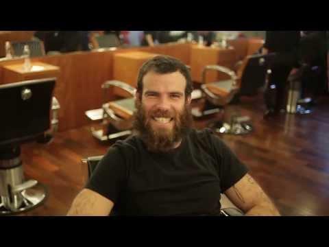barba de homem