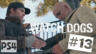 Watch Dogs прохождение PS4 - Часть #13 ✔ Бункер