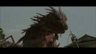Zedus eats villagers