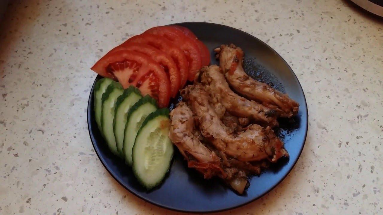 блюда из горлышек курицы