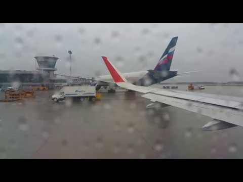 [HD] Aeroflot A320 - Start From Moscow (SVO, UUEE) To Munich (MUC, EDDM) - 24.09.2018 - SU2326