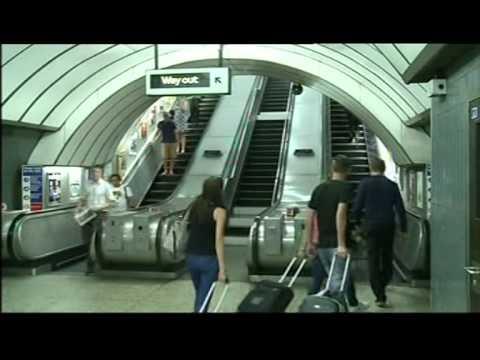 London: Underground's pollution
