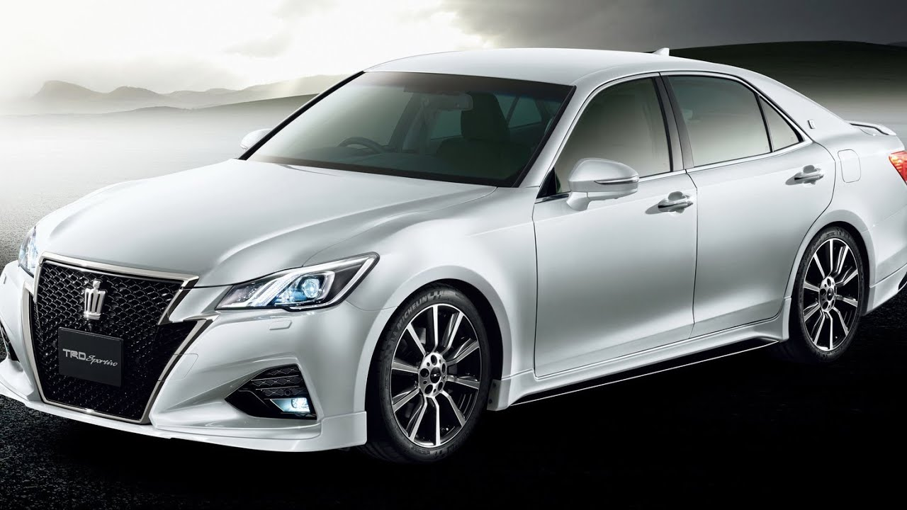 2016 Toyota Crown Review Rendered Price Specs Release Date